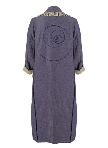 Sherbet Design Ceket Mavi